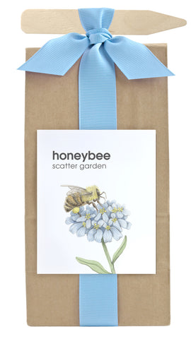 Scatter Garden: Honeybee - Rudder & Fern