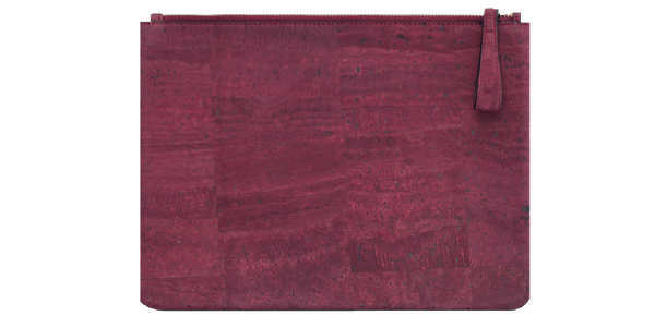 Cela iPad Sleeve - Maroon - Rudder & Fern