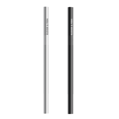 Thick Stainless Steel Straws