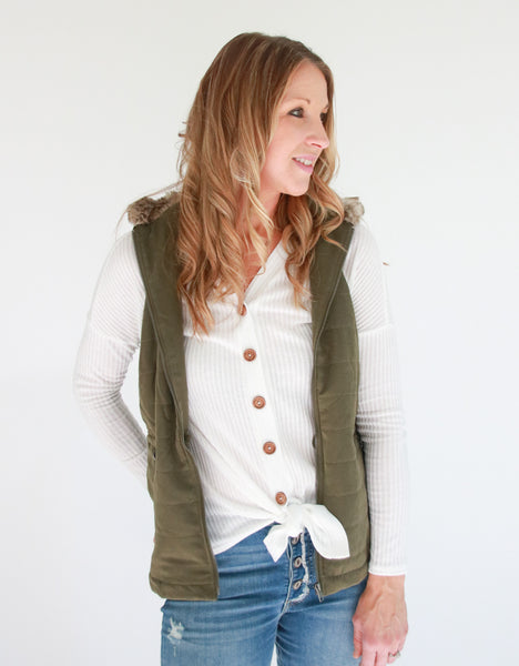 Hooded Vest BB Dakota