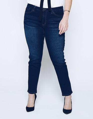 Kancan Light Distressed Jeans