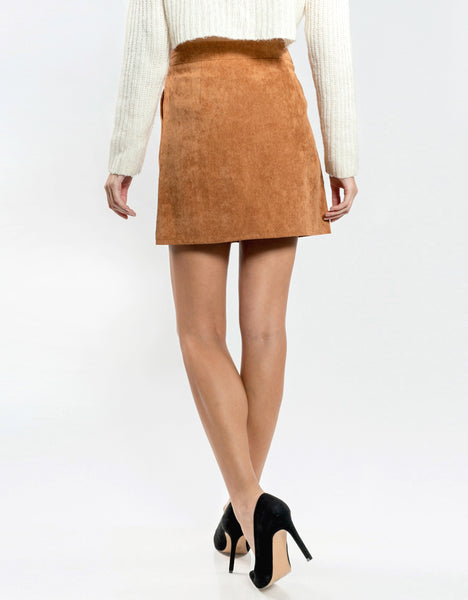 Everly Corduroy Skirt