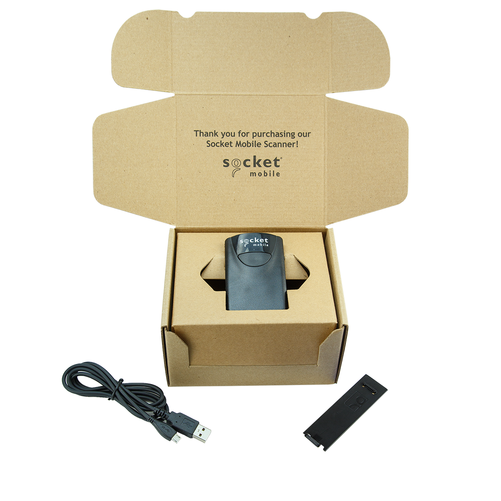 Socket Mobile SocketScan® S840 1D/2D Barcode Scanner