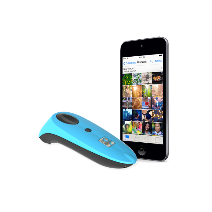 Socket Mobile Colorful Series 7 | CHS 7Ci Bluetooth 1D Barcode Scanner<br /><small>Multiple Options</small>