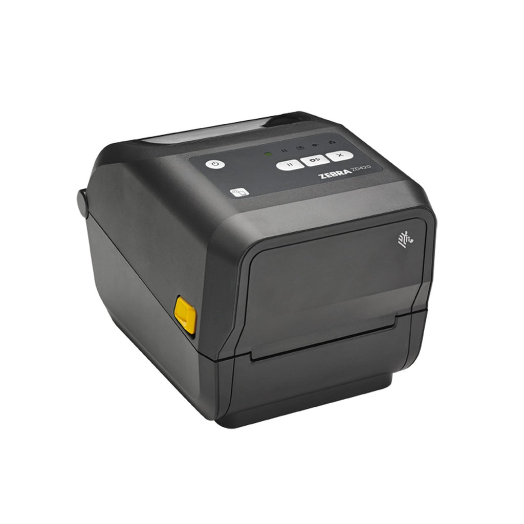 ZD420 Thermal Transfer Printer + 3-Year Warranty <small>(300 dpi, Ethernet Connectivity Slot)</small>