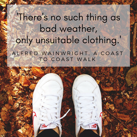 Unsuitable Clothing Quote