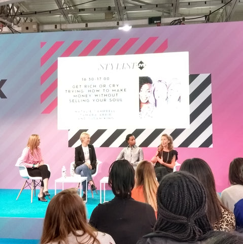 Kindness Culture talk at Stylist Live