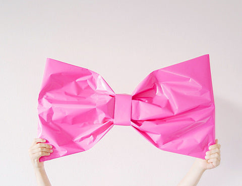 Giant Bow Gift Topper