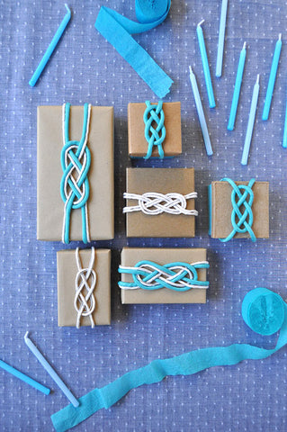 Nautical Knot Gift Boxes