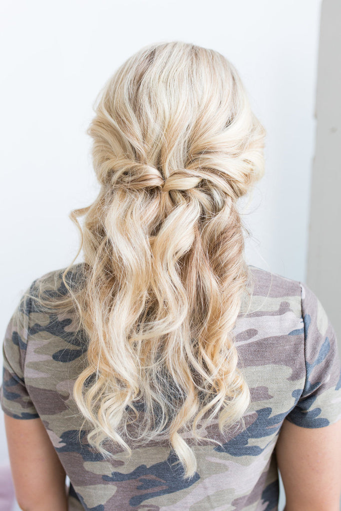BOUTIQUE SHOOT WITH SWEETLY PINNED HAIR