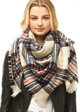 Blanket Scarf Fall (NEW)