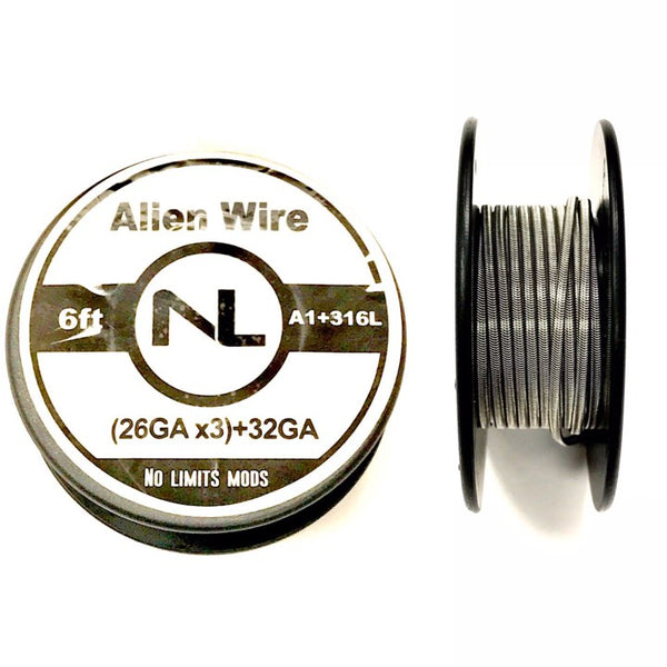 NL Mods Alien Wire 6ft Spool