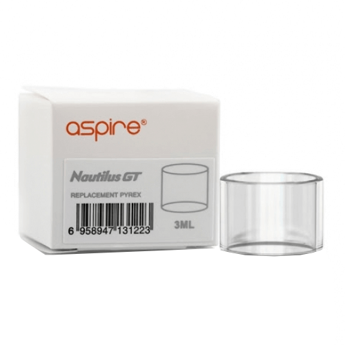 Aspire Nautilus GT 3ml Replacement Glass