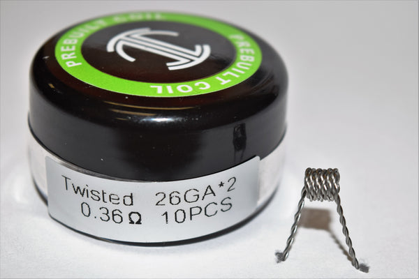 Cloud Chasers INC Pre-Built coils