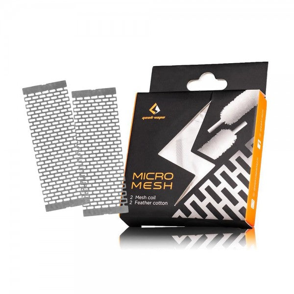 Geek Vape Zeus X Mesh Micro Mesh Replacements