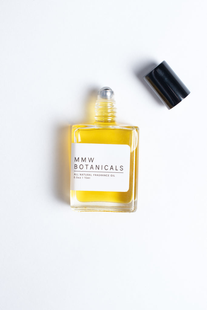 MMW Botanicals: All-Natural Fragrance Oil