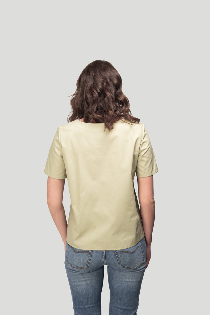 Square Neck Shirt
