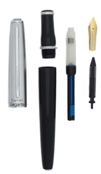 Camlin Elegante Fountain Pen