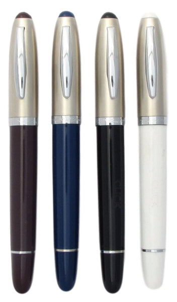 Click Torpedo Fountain Pen
