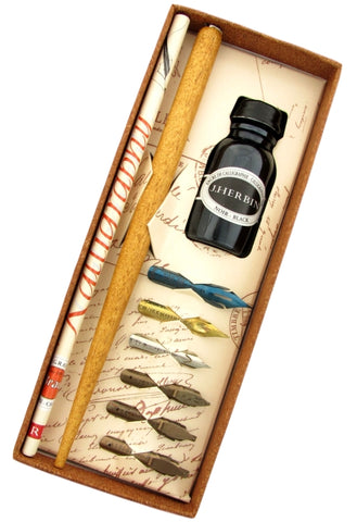 J. Herbin Boxed Calligraphy Set