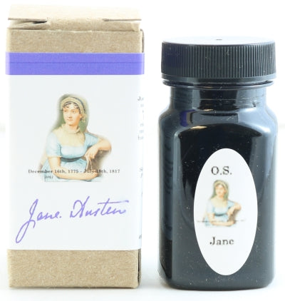 Organics Studio Jane Austen Violet Fountain Pen Ink -55ml