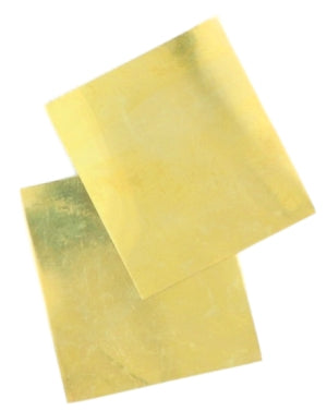 Brass Flossing Sheets