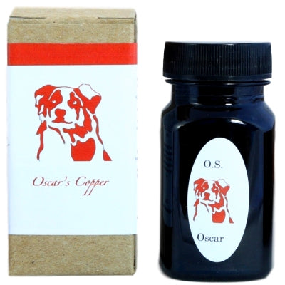 Organics Studio Oscar's Copper Fountain Pen Ink -55ml