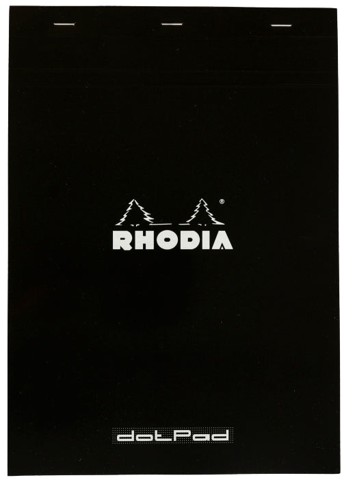 "Rhodia 8""x12"" Dot Notepad"