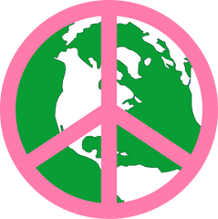 world peace, bags supporting world peace, purses for peace, handbags for peace