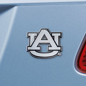 Auburn University Embossed Color NCAA Emblem