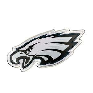 Philadelphia Eagles Embossed Color NFL Emblem