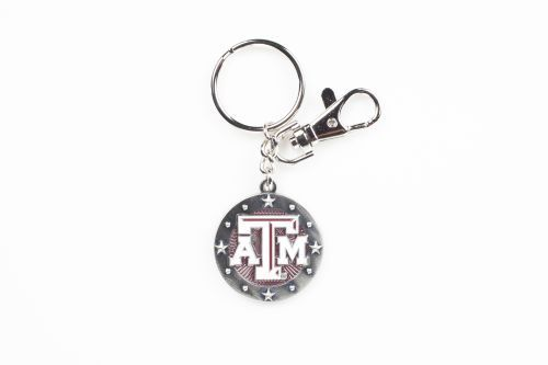 TEXAS A&M IMPACT KEYCHAIN