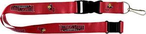 ILLINOIS STATE Redbirds Officially NCAA Licensed Logo Team Lanyard