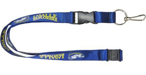 LA SALLE Explorers Officially NCAA Licensed Logo Blue Team Lanyard