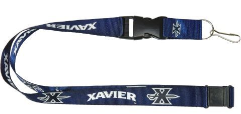 XAVIER Musketeers Officially NCAA Licensed Logo Team Lanyard