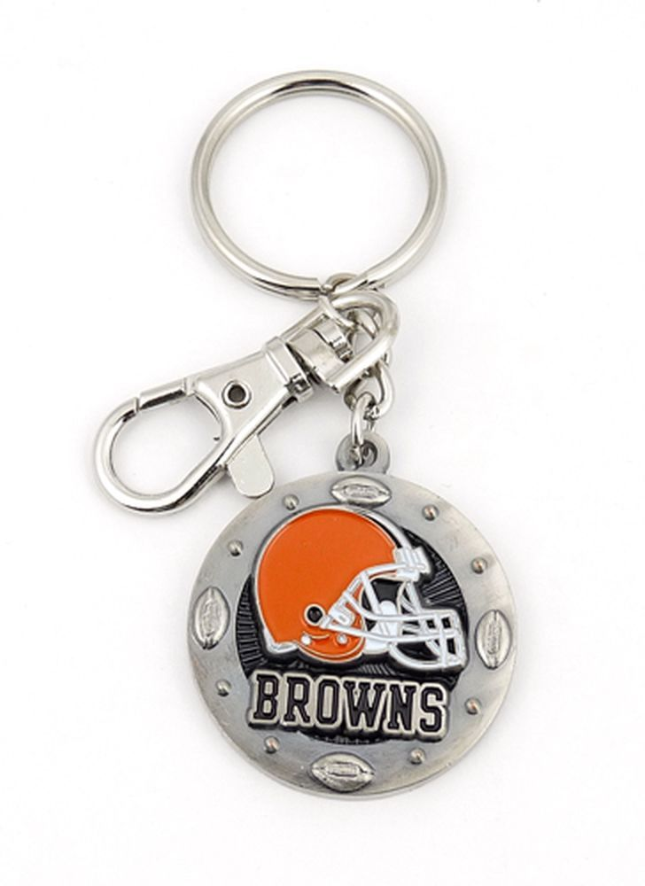 Cleveland Browns NFL Impact Keychain