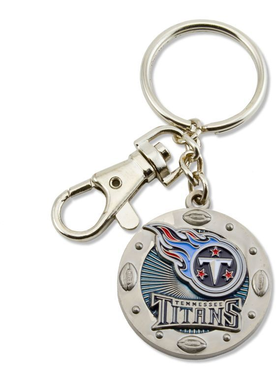 Tennessee Titans NFL Impact Keychain