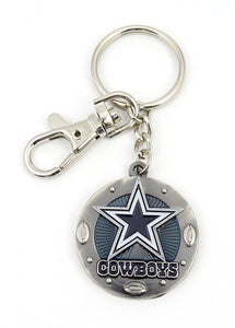 Dallas Cowboys Impact Keychain