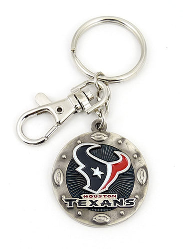 Houston Texans NFL Logo Impact Keychain
