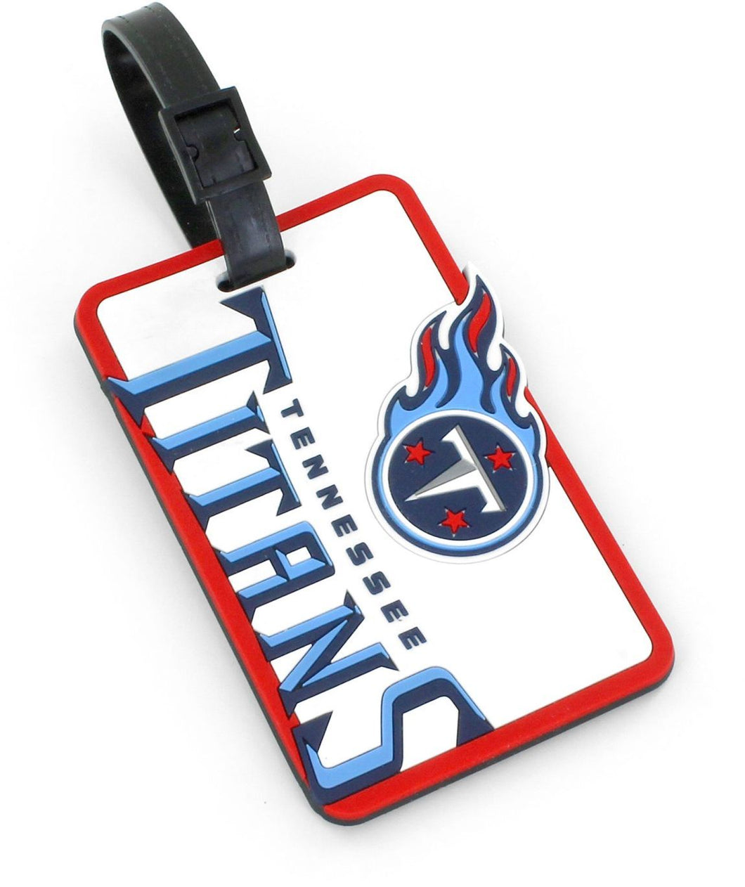 Tennessee Titans NFL Soft Bag Tag