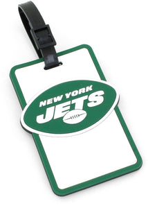 New York Jets Soft Bag Tag