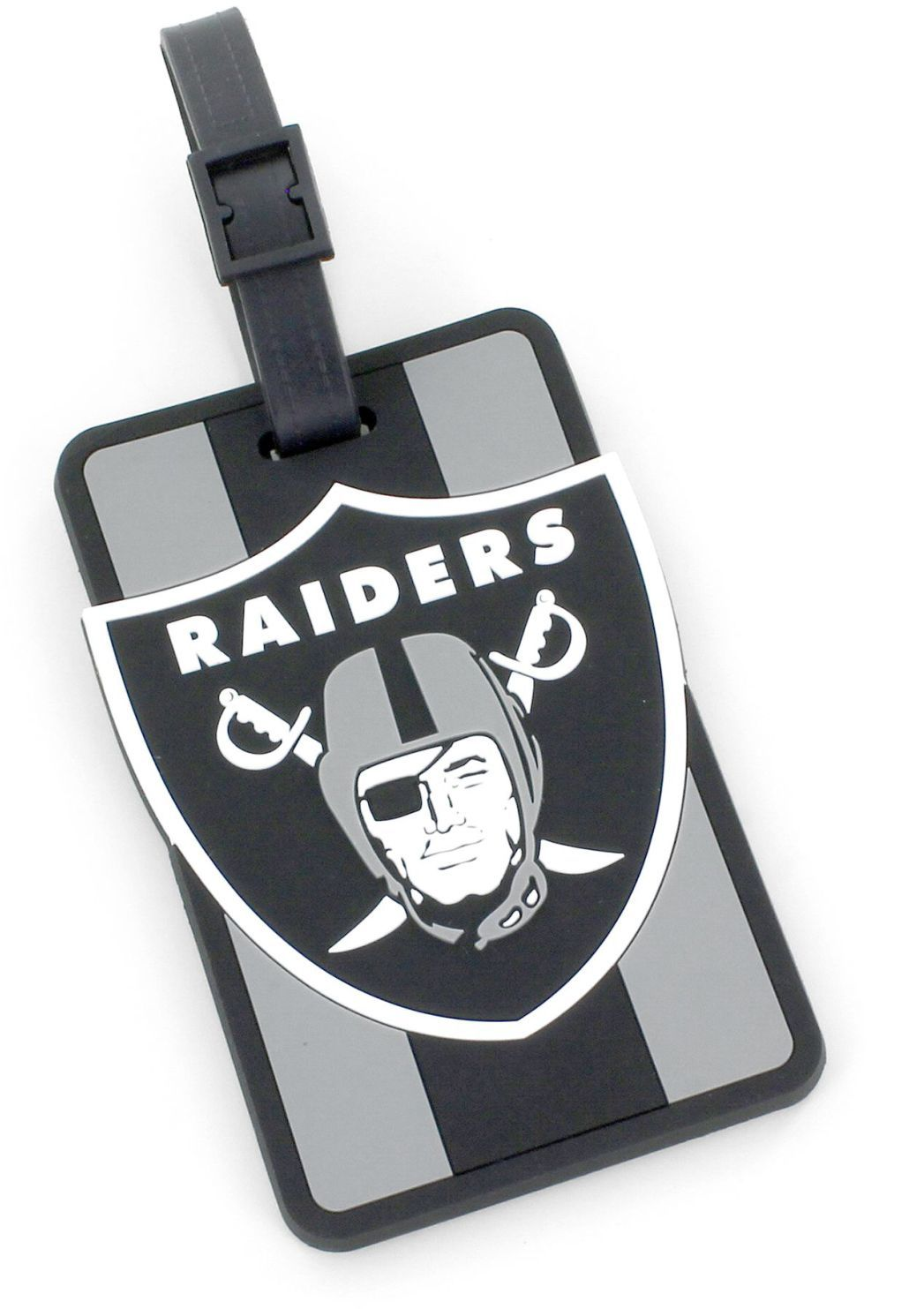 Las Vegas Raiders Soft Bag Tag