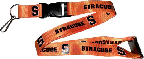 NCAA SYRACUSE University Orange Officially Licensed Logo Team Lanyard