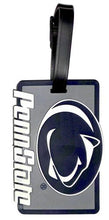 PENN STATE University NCAA Licensed SOFT Luggage BAG TAG