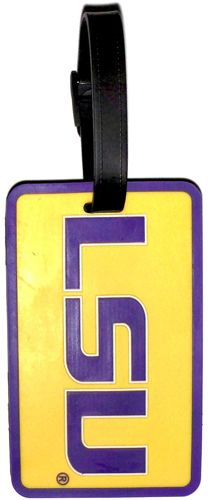 LSU BAG TAG