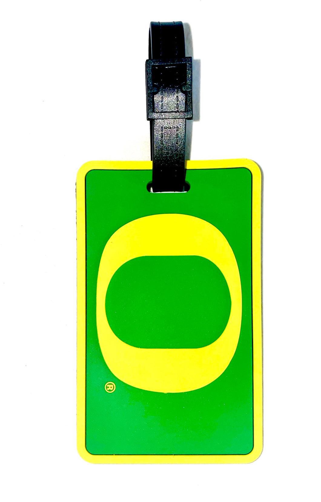 OREGON University NCAA Licensed SOFT Luggage BAG TAG