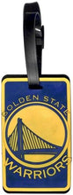 Golden State WARRIORS NBA Licensed SOFT Luggage BAG TAG
