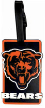 Chicago Bears Soft Bag Tag