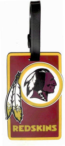 Washington Redskins NFL Soft Bag Tag
