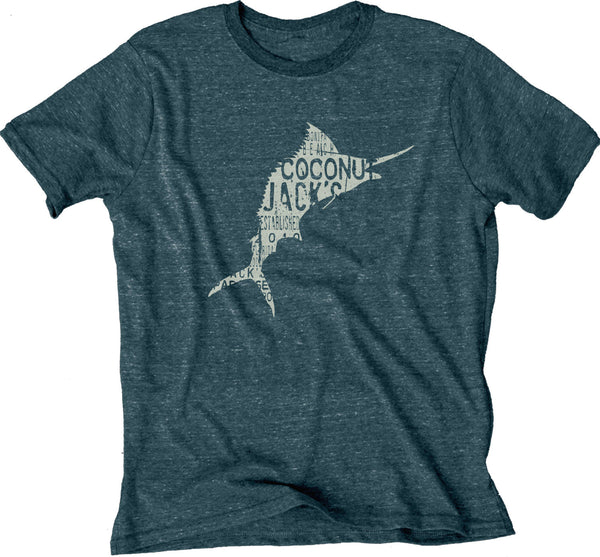 1000 Years Dark Teal Soft Men's Tee